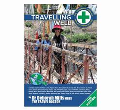 Travelling Well by Dr Deborah Mills