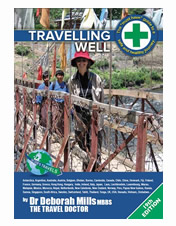 Travelling Well by Dr Deborah Mills